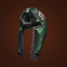Sharkproof Coif, Nerubian Helm, Helm of Spirit Links, Brood Plague Helmet, Brood Plague Helmet Model