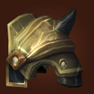 Caimas' Spaulders, Grave Protector Shoulderplates, Staffseeker Shoulderplates Model