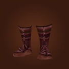 Gnollbreaker's Boots, Mossy Boots, Bottom-Wader Boots, Blue-Bloodied Boots, Demolitionist's Boots, Boar Hunter's Boots, Boiled Boots, Doody Boots, Smart Shoes Model