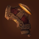 Conqueror's Aegis Shoulderplates, Conqueror's Aegis Shoulderguards, Conqueror's Aegis Spaulders Model