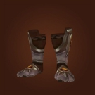 Primal Gladiator's Treads of Prowess Model