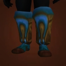 Hive Tunneler's Boots Model
