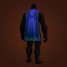 Tidal Cloak, Mystic's Cape, Heavy Woolen Cloak, Raincaller Cloak, Sage's Cloak Model