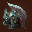 Fel-Inscribed Shoulderplates Model