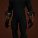 Sanctified Bloodmage Gloves Model