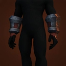 Crimson Carapace Gauntlets, Gauntlets of Dramatic Blows Model