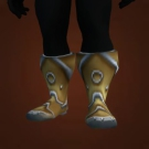 Golden Cenarion Greaves Model