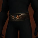 Torn Web Wrapping, Depraved Linked Belt Model
