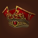 Whitemane's Embroidered Chapeau, Ata'mal Crown Model