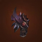 Gul'dan's Shoulderpads of Triumph Model