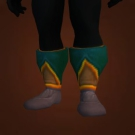 Cenarion Expedition Boots Model