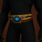 Sash of the Grand Hunt, Feathered Belt Model