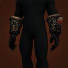 Valorous Scourgeborne Gauntlets, Valorous Scourgeborne Handguards Model
