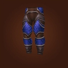 Warcaster's Scaled Leggings Model