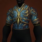 Lei Shen's Grounded Carapace, Ionized Yojamban Carapace, Nova-Binder Breastplate, Ionized Yojamban Carapace, Lei Shen's Grounded Carapace Model