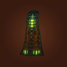 Daybreak Drape, Turtleshell Greatcloak, Turtleshell Greatcloak, Turtleshell Greatcloak, Turtleshell Greatcloak Model