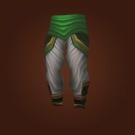 Sassy Pantaloons, Fuzzy Legwarmers, Artisan's Trousers Model