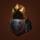 Relentless Gladiator's Leather Helm Model