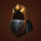 Relentless Gladiator's Leather Helm Model