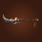 Relgor's Master Glaive, Wild Combatant's Pike Model
