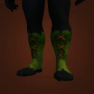 Vindicator's Leather Moccasins Model