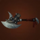 Iron Horde Waraxe, Frostwolf Greataxe, Creeperclaw Broadaxe Model