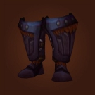 Sollerets of Suffering, Black Spire Sabatons, Recovered Reliquary Boots Model