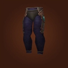 Brutal Gladiator's Mooncloth Leggings, Brutal Gladiator's Satin Leggings Model