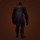 Cloak of Harvested Fear, Chief Brigadier Cloak, Armswake Cloak, Armswake Greatcloak Model