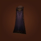 Inherited Cape of the Black Baron, Night Prowler's Cloak, Heart-Lesion Cloak of Battle, Heart-Lesion Cloak of Stoicism Model