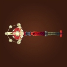 Quartz Crystal Wand Model