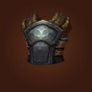The Bone Crawler's Carapace, Gutcrusher Chestplate, Verdant Plate Chest Model