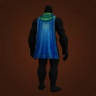 Floodsurge Coat, Stillwater's Cloak, Cloak of Great Endeavors, Cloak of Great Endeavors, Swiftrunner Cape, Frigid Cloak Model