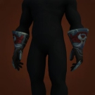 Tyrannical Gladiator's Leather Gloves, Tyrannical Gladiator's Leather Gloves Model
