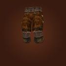 Spiritwalker's Legguards, Spiritwalker's Kilt, Spiritwalker's Legwraps Model