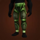 Fel Iron Plate Pants, Chimaerascale Legplates Model