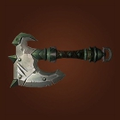 Splinterspear Axe Model