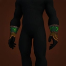 Spelltwister's Gloves Model