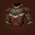 Jiao-Skin Tunic, Chestguard of the Solicitious Pandaren, Contender's Leather Chestguard, Hozen-Speed Jerkin, Forgotten Jerkin, Mogubreaker Jerkin, Tidesplitter Jerkin Model
