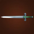 Protector's Sword, Protector's Sword, Protector's Sword, Protector's Sword, Protector's Sword, Silver Hand Blade, Fallen Vindicator's Blade Model