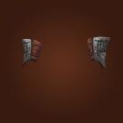 Gloves of Forgotten Wisdom, Enameled Grips of Solemnity, Ravenmane's Gloves, Enameled Grips of Solemnity, Ordon Legend-Keeper Gauntlets Model