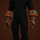 Clockwinder's Immaculate Gloves Model