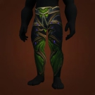 Vicious Gladiator's Felweave Trousers Model
