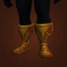 Warboots of Smoldering Fury, Immaculately Polished Boots Model