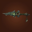 Riptar's Clever Claw, Ancestral Spellblade Model