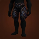Wild Gladiator's Plate Leggings, Warmongering Gladiator's Plate Leggings Model