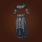 Iyun Robe, Slavebreaker Robes, Grimfrost Arcanist Robe, Podling Vineweave Robe, Karabor Sage Robe, Mandragoran Robe Model