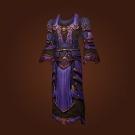 Hateful Gladiator's Mooncloth Robe, Hateful Gladiator's Satin Robe Model