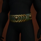 Belt of the Gladiator Model