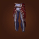Wild Gladiator's Leggings of Prowess Model